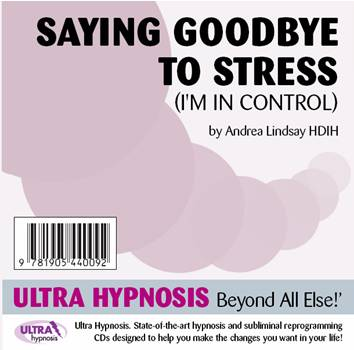 Saying Goodbye To Stress